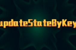 updateStateByKey