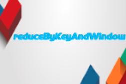 reduceByKeyAndWindow