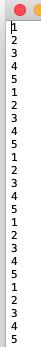 多线程轮流写入文件